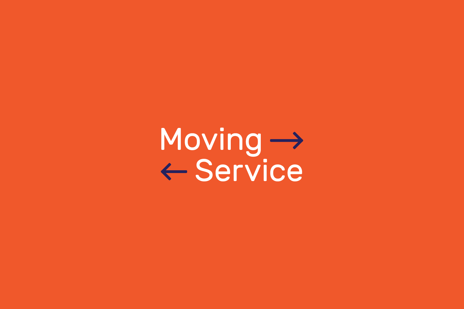 Moving Service LOGO
